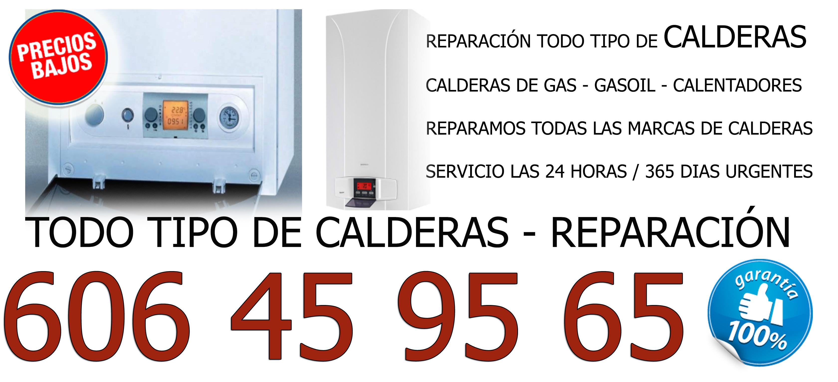 Reparaciones de Calderas 08011